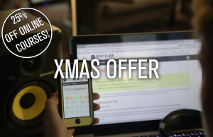 Xmas Offer: Save Up To £4,500 / $6000 on Online Courses at point Blank Music School, Plus Free Ableton Suite. Offer Ends 12th January!