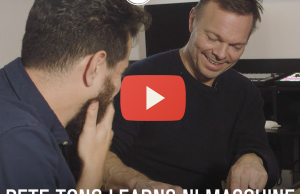 Dance Legend Pete Tong Learns Native Instruments Maschine at Point Blank