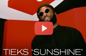 Watch TIEKS Break Down His Dance Hit 'Sunshine' ft. Dan Harkna