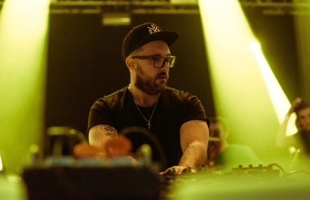 Diego Infanzon drops a debut EP on Carl Cox's Intec