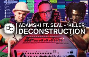 Watch Point Blank's Ski Oakenfull Deconstruct Adamski's #1 Hit 'Killer' w/ Bonus Interview